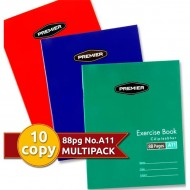 88page exercise copy pack 10