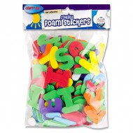 Crafty Bitz Pkt.215 50m Foam Stickers - Letters