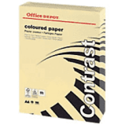 A4 creme copy paper-ream 500 sheets