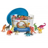 LER0811 Dinosaur Counters Set 60
