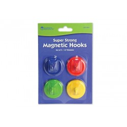 LER2694 Super Strong Magnetic Hooks (Set of 4)
