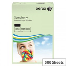 A4 Pastel Green copy paper-ream 500 sheets