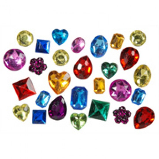 Big Bling / Gem stones..1Lb Bag