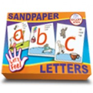 AO4 Let's Feel Sandpaper Letters
