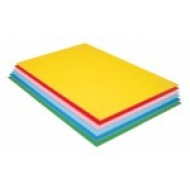 A4 Foam sheets pack 20