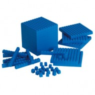 LER6356 Interlocking Plastic Base Ten starter set