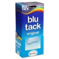 Blue tac economy 33% extra pack 6