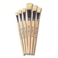 Paint brushes Medium head size 10