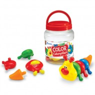 "LER6701 Snap-n-Learnâ""¢ Color Caterpillars"
