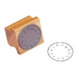 12 & 24 Hour Clock Stamp