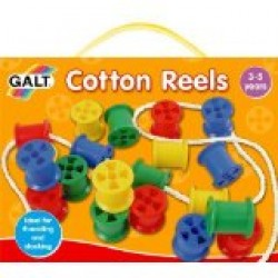 E24 Cotton Reels & Laces
