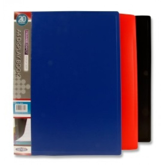 A4 60 page display book Office Products