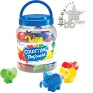LER6703 Snap-n-Learn® Counting Elephants