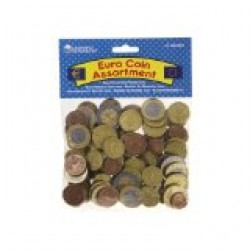 LSP-0026-EUR Euro coin set bag 100