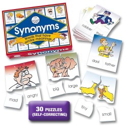 L14 Synonyms Puzzles