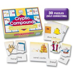 L26 Cryptic Compounds Puzzles