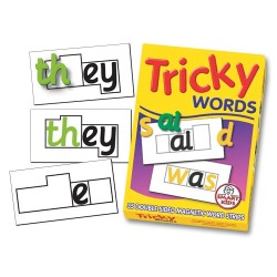 L45 Tricky Words Magnets