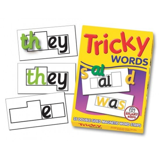 L45 Tricky Words Magnets Classroom Resources