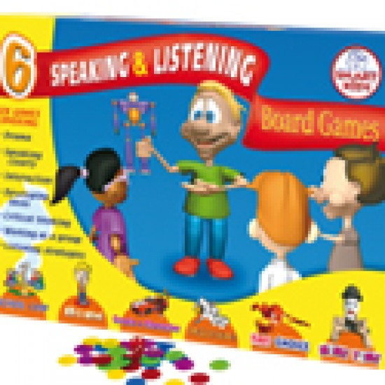 L64 Speaking & Listening games Classroom Resources