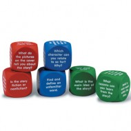 LER7022 Reading Comprehension Cubes