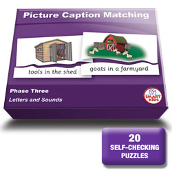LT19- Picture Caption Matching Phase 3
