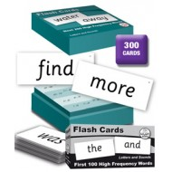 LT37- Next 200 High Frequency Words Flash Cards ages 5-7