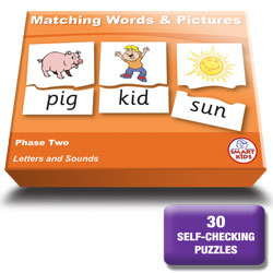 Matching Words & Pictures