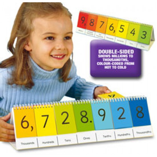 M03 Place Value flip stand Classroom Resources