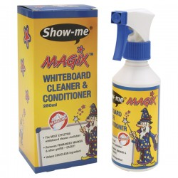 Magix whiteboard cleaner 250ml