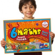 6 Maths Board Games