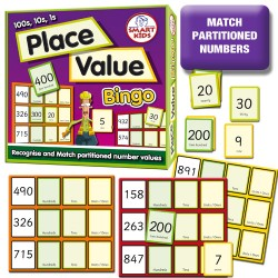 M70 Place Value Bingo