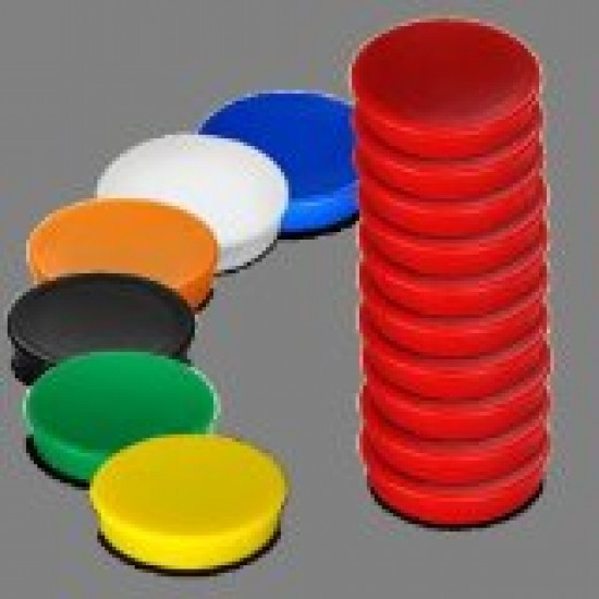 35mm round magnets Ideal for mounting Office Products