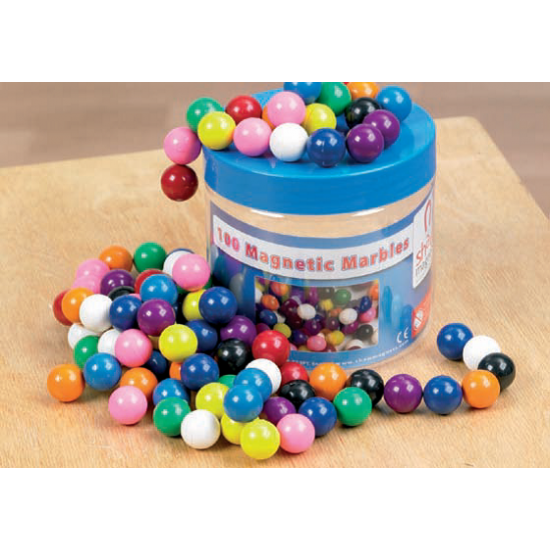 MAR100 Magnetic Marbles