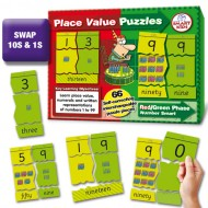 NS20 Place Value Puzzles