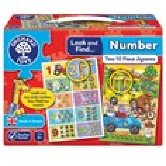 LOOK AND FIND... NUMBER Classroom Resources