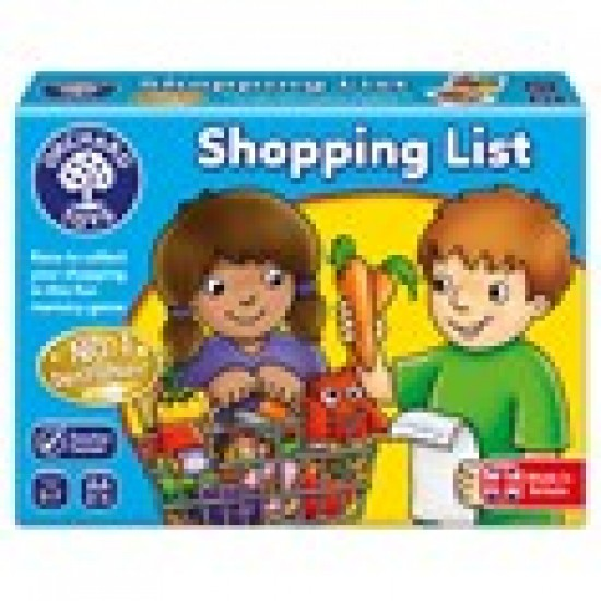 Shopping List Game Classroom Resources