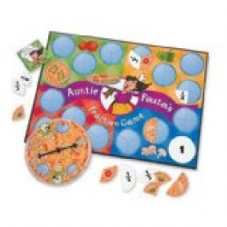 LSP5053-UKM Auntie Pasta's Fraction Game