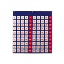 5604  Hundreds Pocket Chart