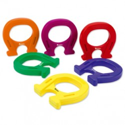 LER0790 Horseshoe-Shaped Magnets Set 6