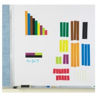 LER7708 Giant Magnetic Cuisenaire® Rods Demonstration Set
