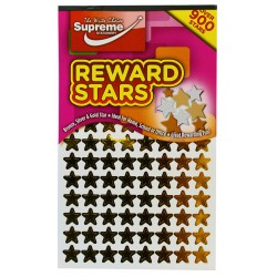 RW-9770 Reward Stars Gold,Silver & Bronze over 900