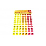 SM-3675  A4 sheet Smile faces reward stickers pack 280