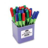 Show-me Mixed tub whiteboard pens tub 36