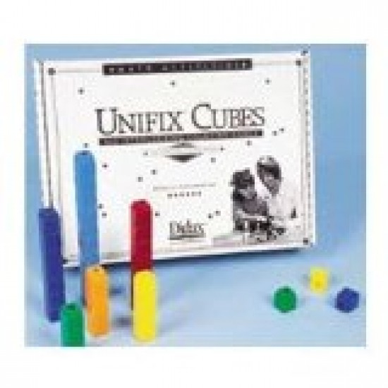 EED3 Counting cubes(Unifix)